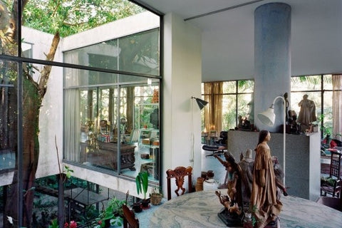 Lina Bo Bardi Glass House