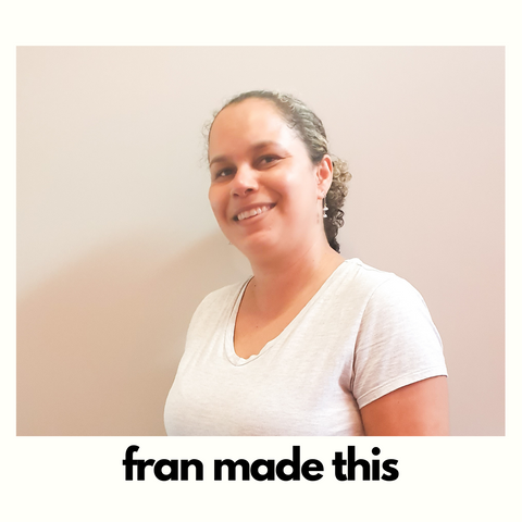Fran - our team by from belo