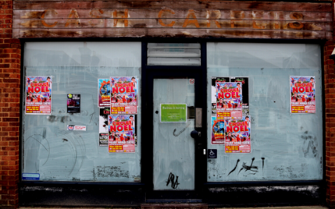 The future of the highstreet - is it more empty than when covid-19 began?