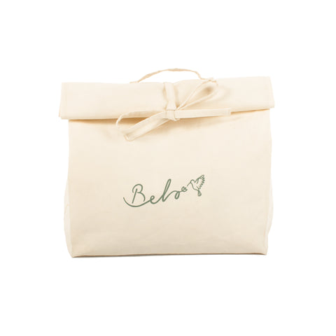 Recycled Fabric Bag Cover - From Belo