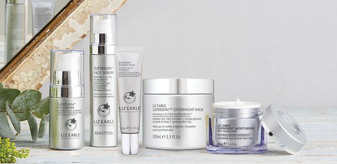 liz earle cosmetics natural sustainable