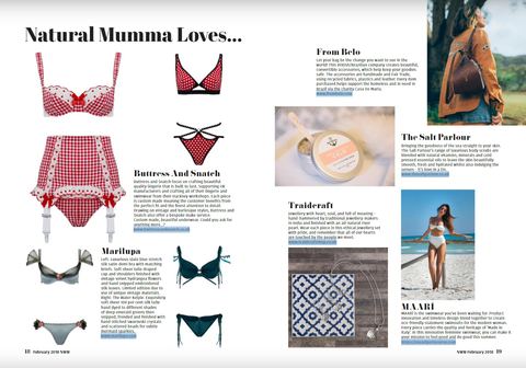 Natural Mumma Magazine - From Belo