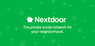 next door app by from belo