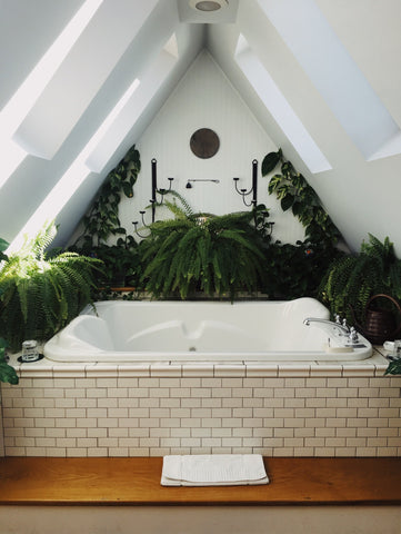 how to make your bathroom more sustainable
