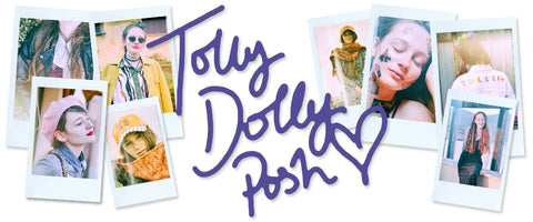 Tolly Dolly Posh blogger fashion ethical - From Belo
