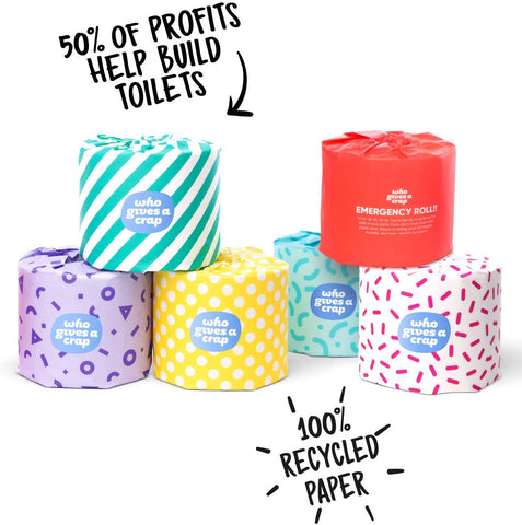 sustainable toilet paper for sustainable bathrooms