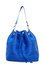 Electric Blue Ju Bucket Bag