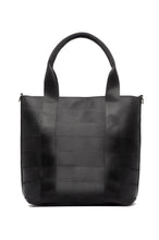 Large Black Seatbelt Tote Bag Online UK - From Belo