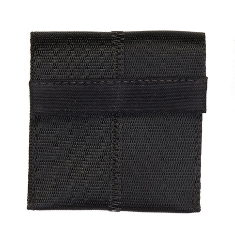 Black Geraldo Mini Wallet