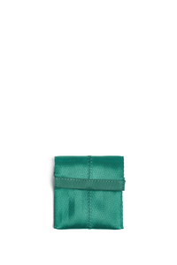 Emerald Green Geraldo Mini Wallet