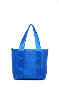 Mini Electric Blue Nilza Tote