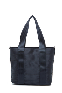 Mini Black Nilza Tote
