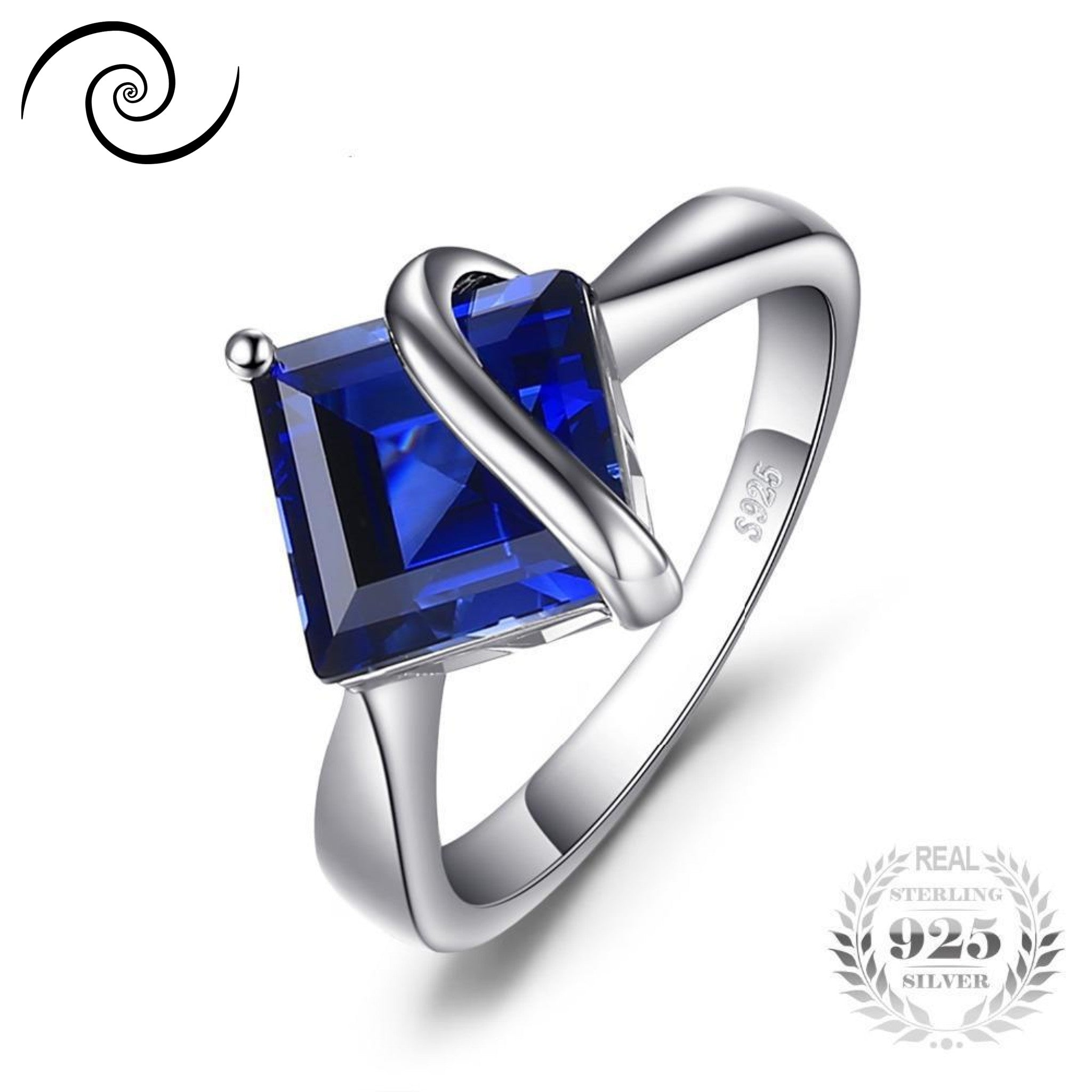 elegant sapphire real blue pandoras products galaxy