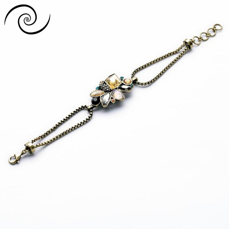 Elegant Fashion Gemstone Antique Bracelets