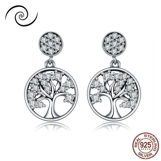 Family Tree Of Life Earring