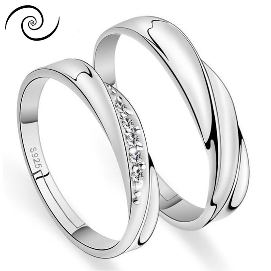 Stunning Wedding Ring For The Couple Ready To Sa I Do