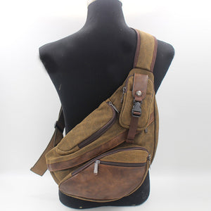 Cross Body Rucksack Sling Bag - Limited Stock