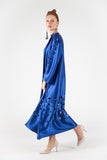 Casual Kaftan, Midnight Blue