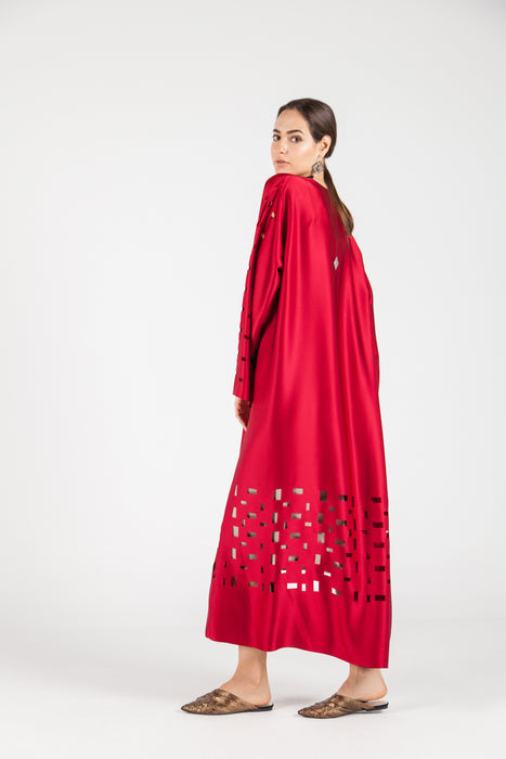 Modern Kaftan, Invincible Red
