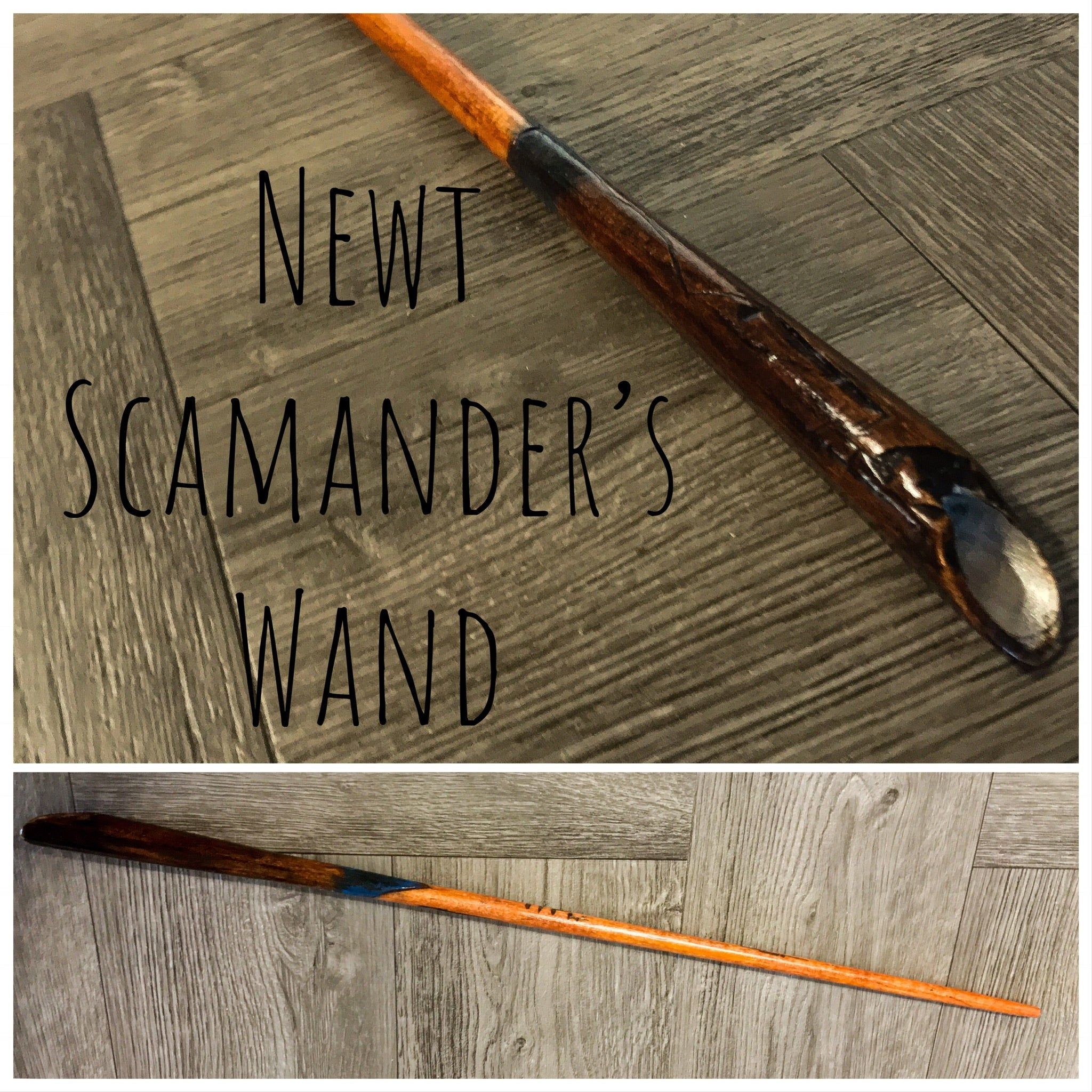 Newt Scamander's Wand- Handcrafted
