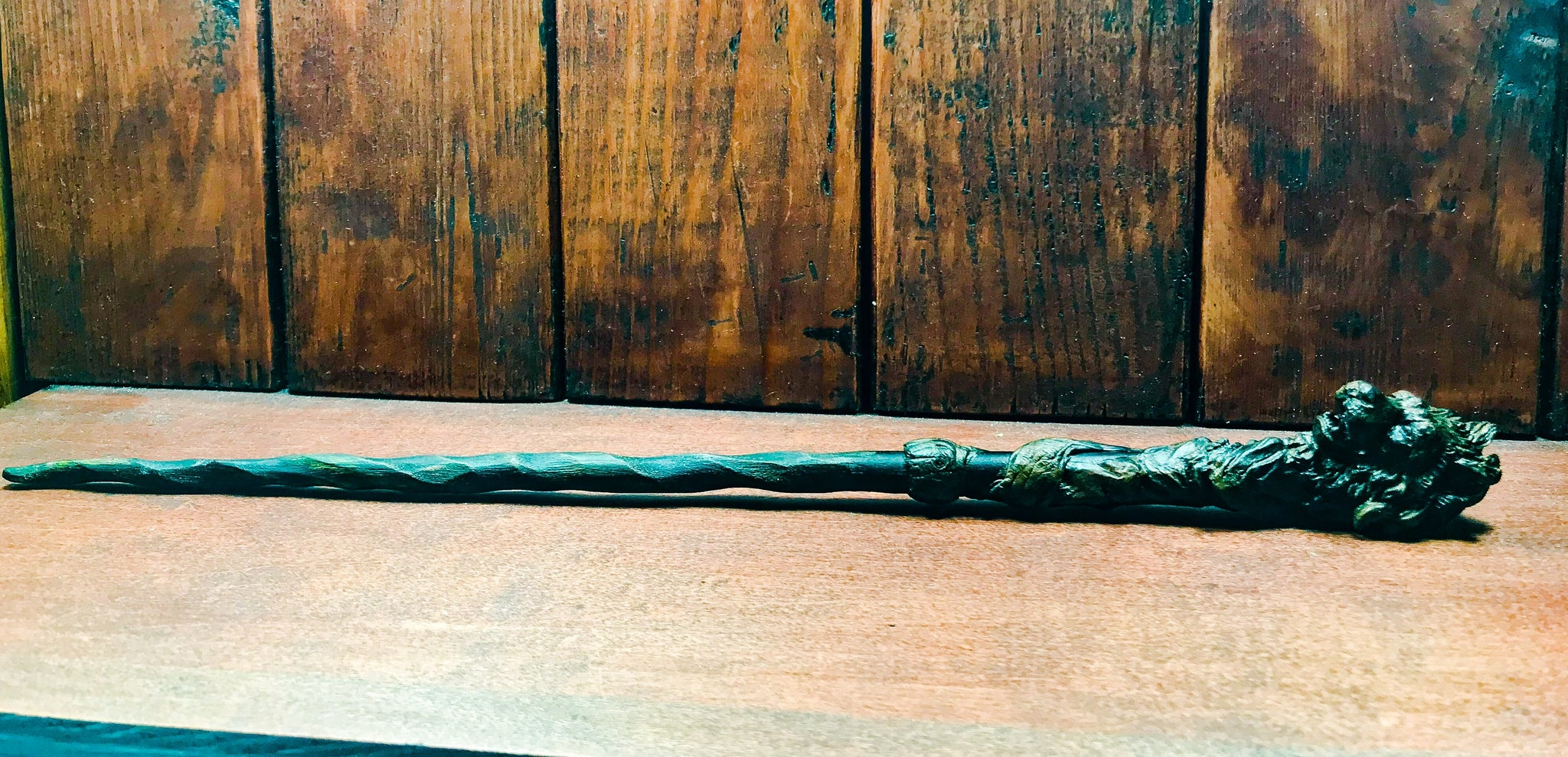 Lionheart Blackthorn- Custom Wand