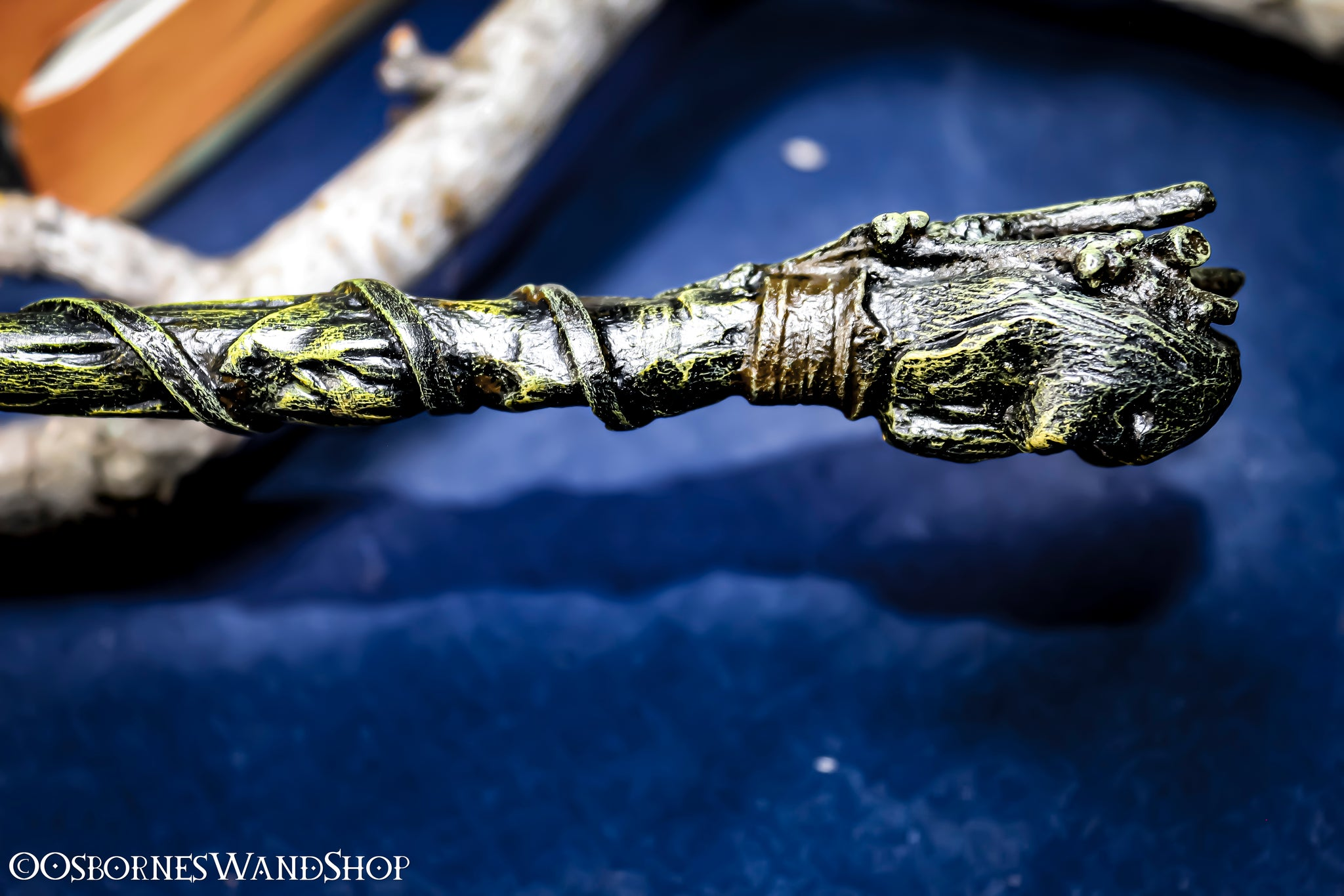 Witch Doctor Effigy Wand SALE!!!!!! $40 OFF TODAY!!