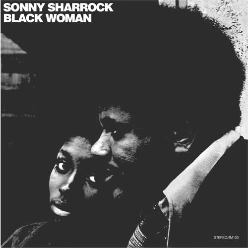 Sonny Sharrock - Black Woman (LP)