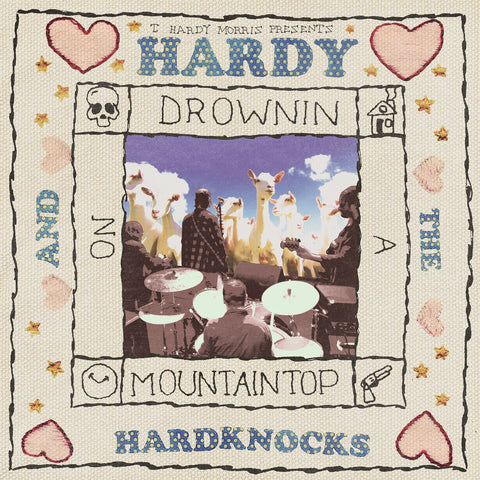 T Hardy Morris - Drowning On a Mountaintop (LP)