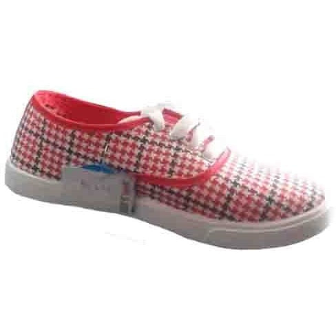High Look Canvas Shoes for Ladies