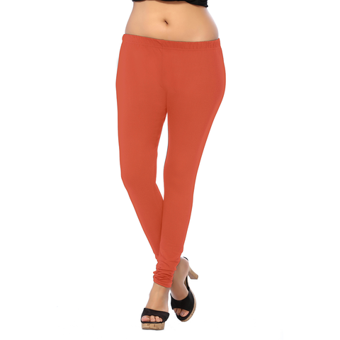 Fancy, Regular-fit, Mojo ANMOL COTTON  Rubberlike Leggings for Casual Wear