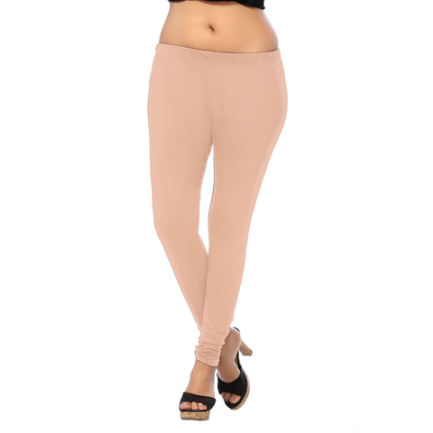 Cool, Dressy and Mouldable Cashmere ANMOL COTTON  Length Leggings
