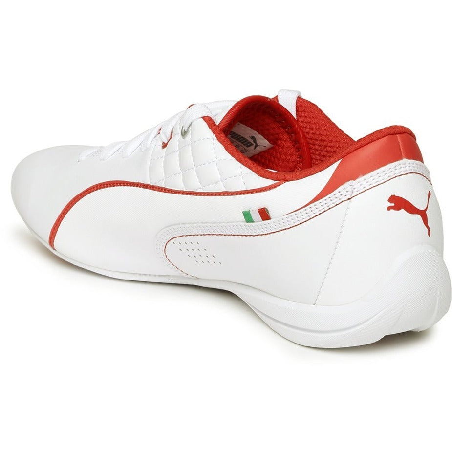 e54ae52fbc3 PUMA White Drift Cat 6 SF NM Casual Shoes. Double click for enlarge