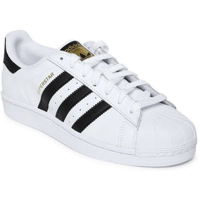 Adidas Men White Superstar Casual Shoes