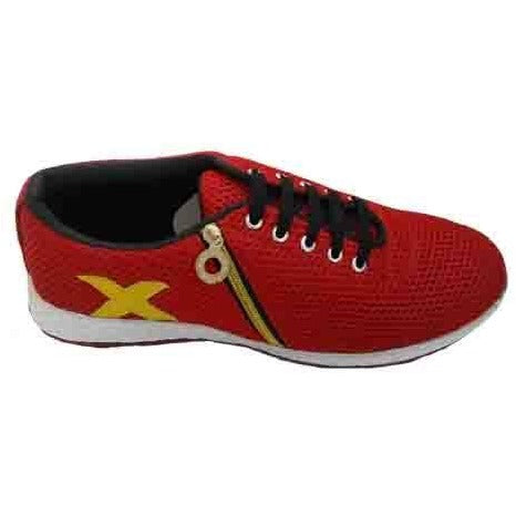 Running Rider Red Men's Casual Shoes