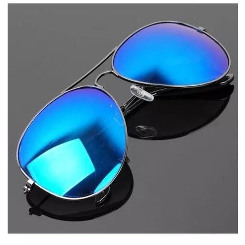 Blue Mercury Aviator Sunglass For Men