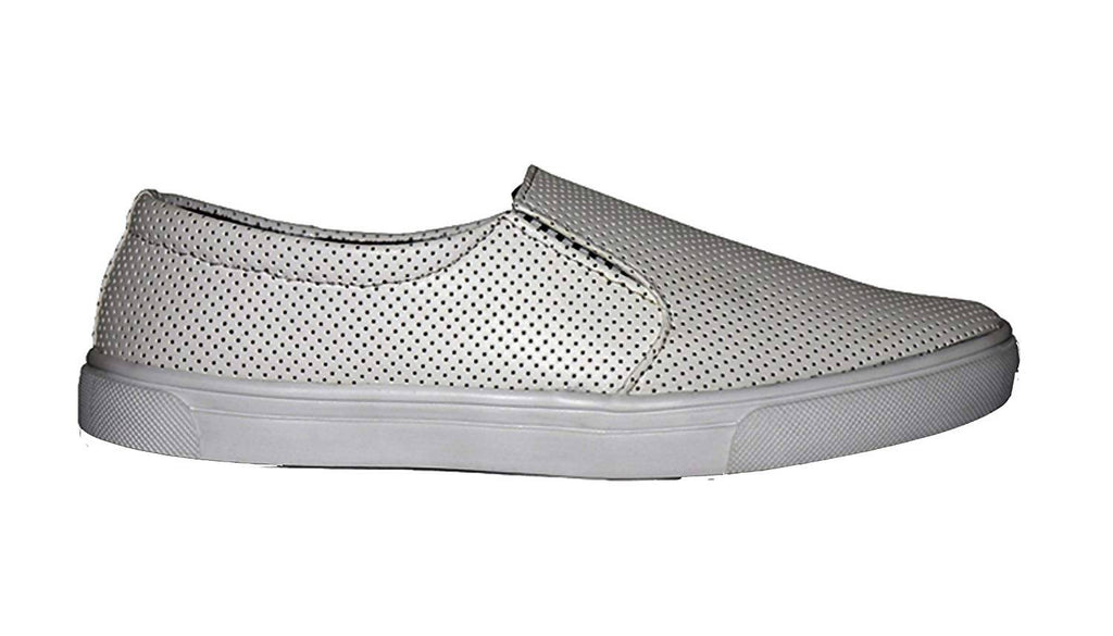xylus White_Loffer_Slip on_Shoes