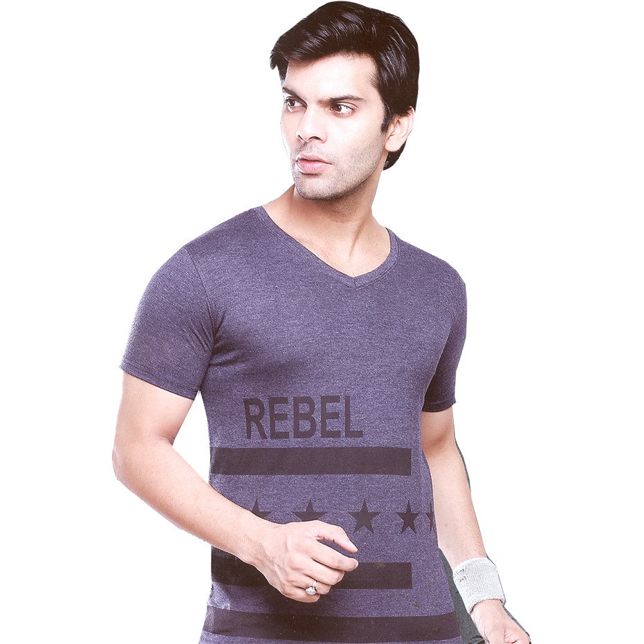 FOP-302-REBEL V Neck Tshirt