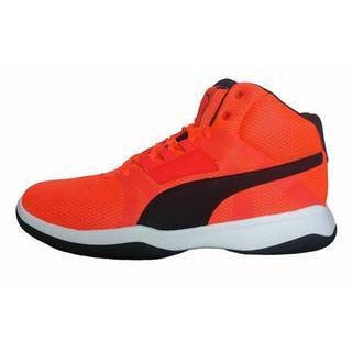Puma Men's Rebound Red Sneakers