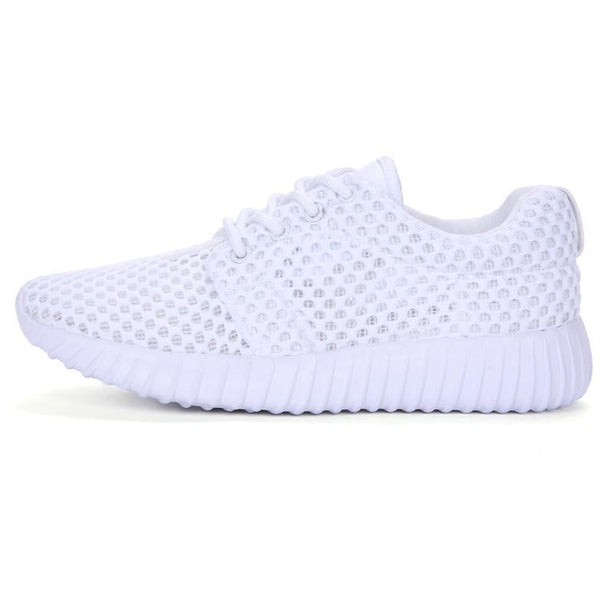 White 2017 Spring/Summer Nice Sport Shoes For Women Lightweight Mesh Running Sneakers Women Luxury Black Pink Walking Jogging Sneakers