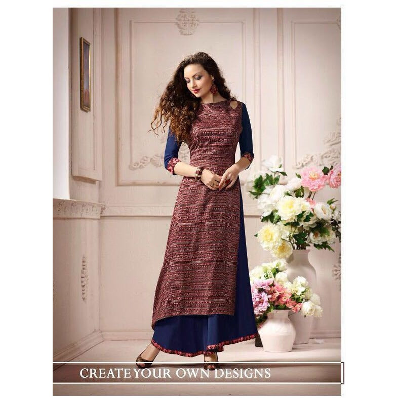 Celebrate the Ethnic Season with Rivaaz Kurti-287