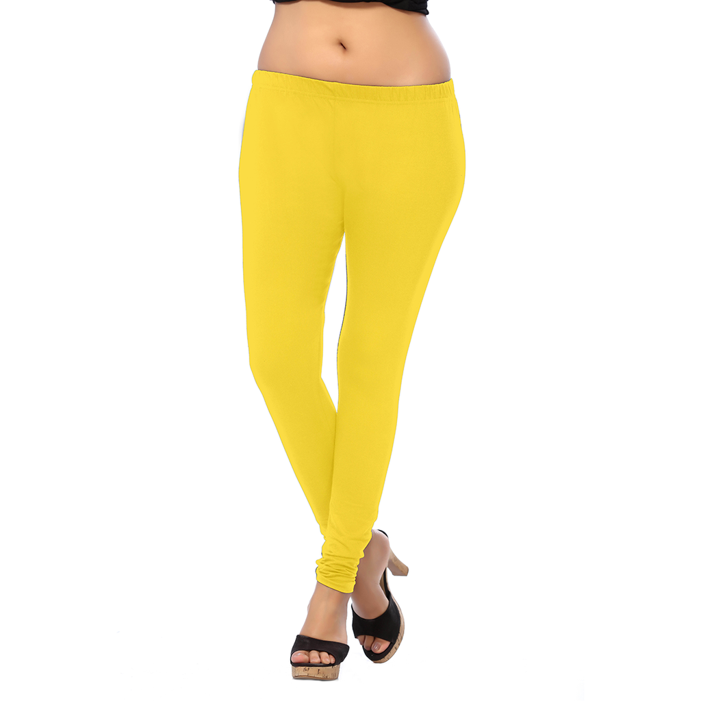 Saffron ANMOL COTTON  Stretchable Leggings for Comfort Seekers
