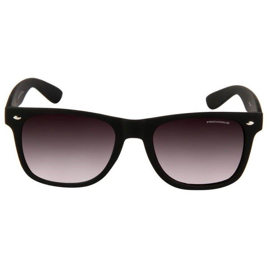 Purple Wayfarer Black Sunglass For Men