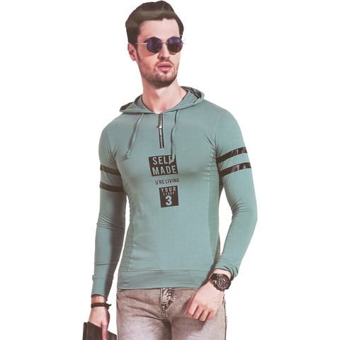 Mens Hoodies F/S Tshirts-Self-PH-323
