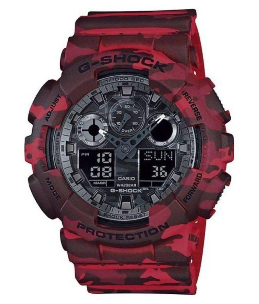 Casio G579 G-Shock Watch - For Men