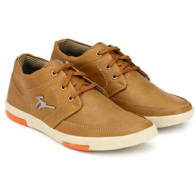 Men's Canvas Shoes Groofers for Casual Wear