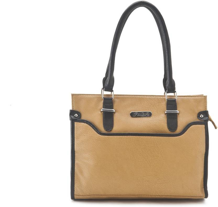 Falah Bag Works Shoulder Bag  (Tan)