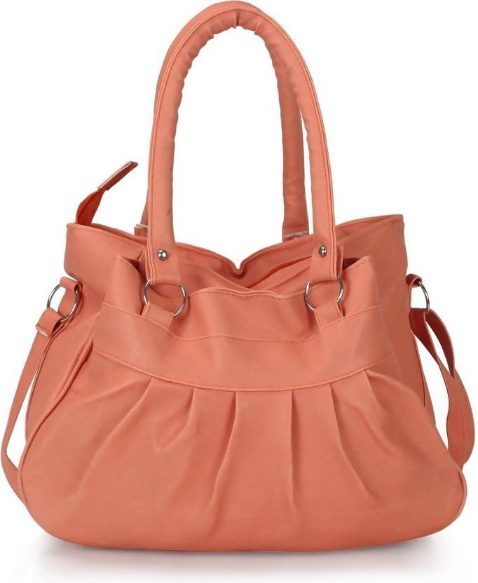 Falah Casual Hand-held Bag (Orange)