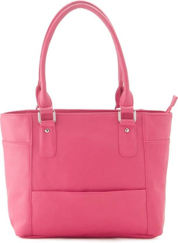 Falah Bag Works Shoulder Bag  (Pink)