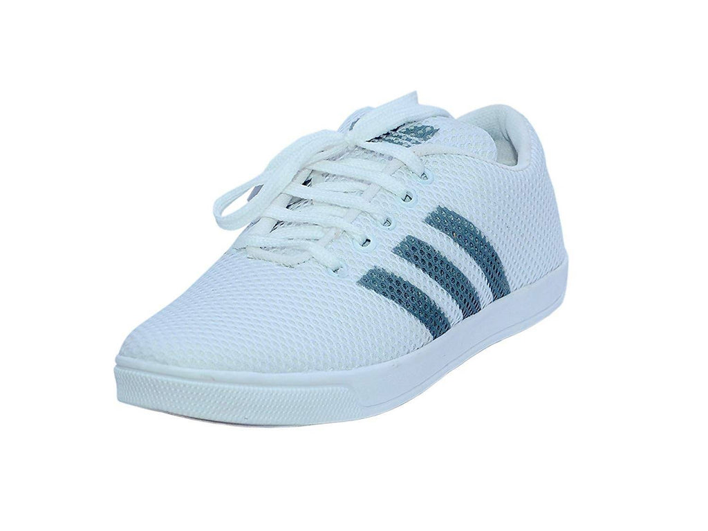 xylus White_Sporty_Look Casual Shoes