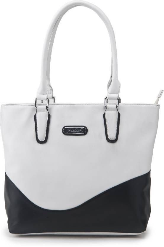 Falah Bag Works Shoulder Bag  (White)